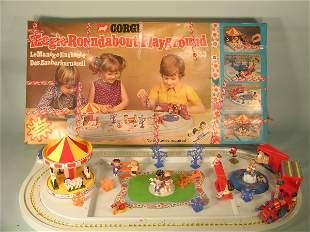 A Corgi boxed Magic Roundabout playground, no. 853
