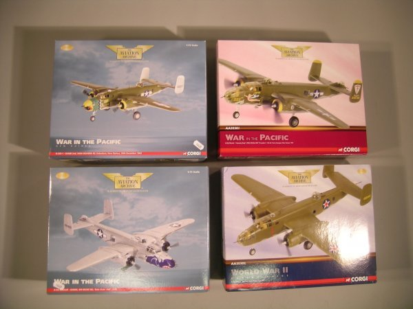 18C: Aviation Archive 1:72 scale No. AA35303 a B25 J Mi