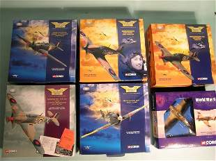Aviation Archive 1:72 scale x six a group of six H