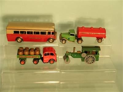 149C: A Triang Minic London Transport single decker bus