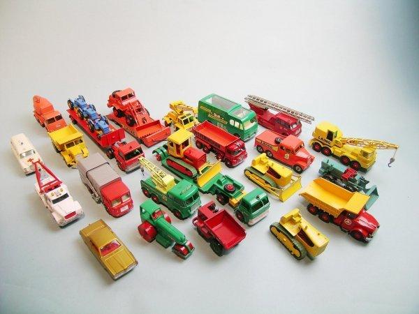 19C: A collection of twenty Matchbox kingsize models da