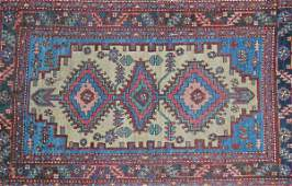 116C: A Kazak rug, South West Caucasus, late 19th/early
