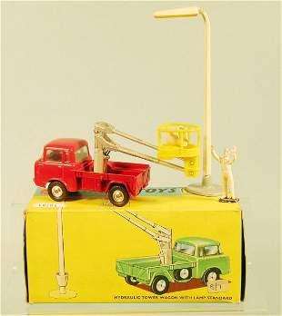 A boxed Corgi Toys gift set No.14 a Hydraulic Towe