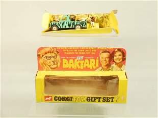 A Corgi Toys boxed gift set No.7 - a Daktari set f