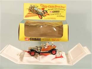 A Corgi Toys No.266 original issue Chitty Chitty B