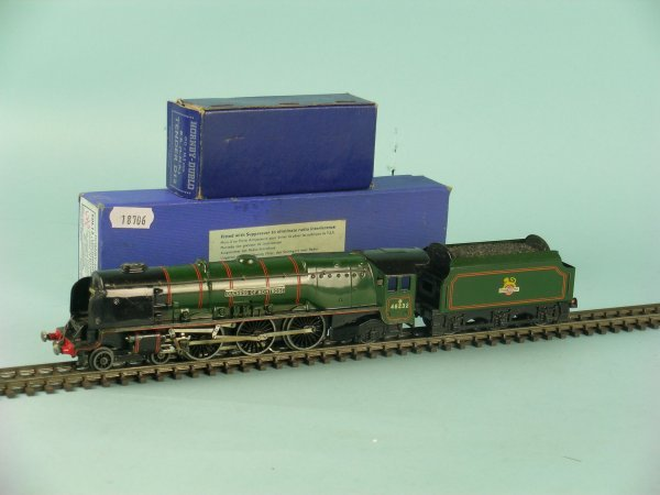 6C: A boxed EDL 12 locomotive The Duchess of Montrose i