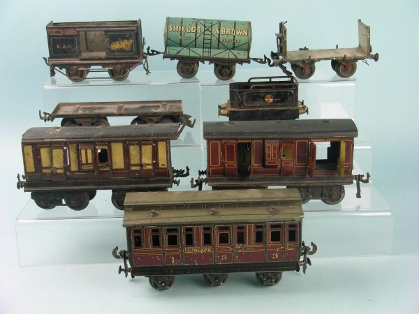 20C: A small group of miscellaneous rolling stock items