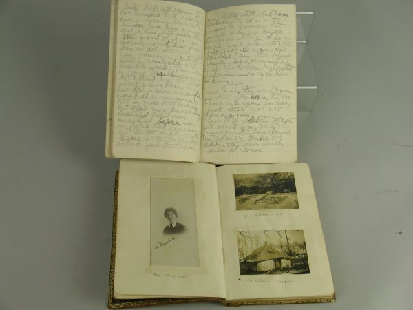 166D: A hand written account dating from May 4th 1917 t