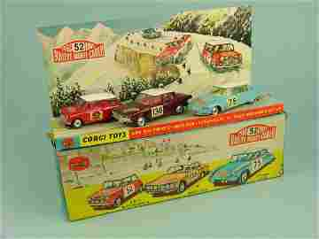 59B: A boxed Corgi Toys Gift Set No.38 A Rally Monte-Ca