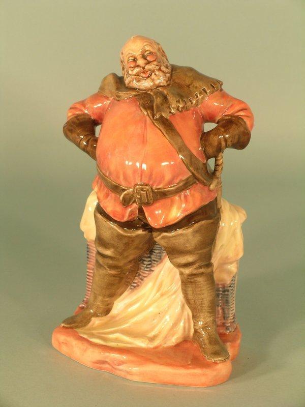 9C: A Royal Doulton figure of Falstaff HN2054, style tw