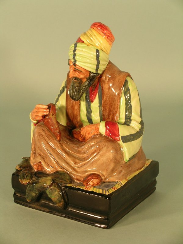 11C: A Royal Doulton figure of The Cobbler, style three