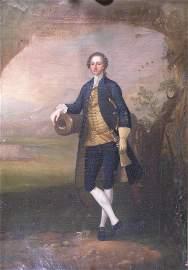 345B: Attributed to Arthur Devis ( 1711-1787),Lothian