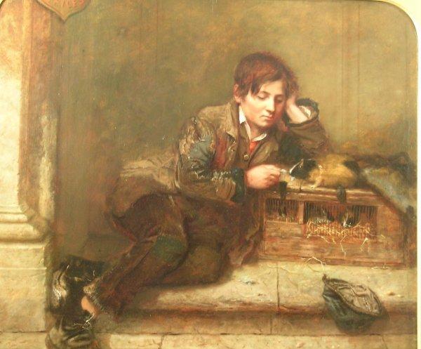 379B: Henry Turner Munns, (1832-1898), ' guinea pigs'