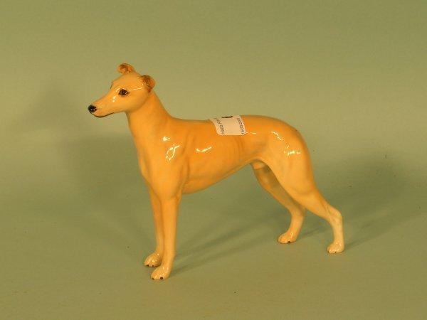 6B: A Beswick greyhound 'Jovial Roger', model No.972