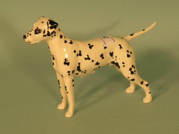 """24B: A Beswick Dalmatian """"Arnoldene"""""""
