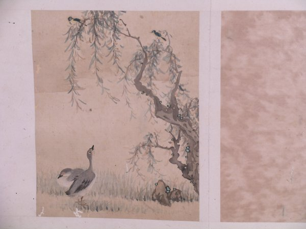 369B: A set of fourteen Chinese watercolours depicting