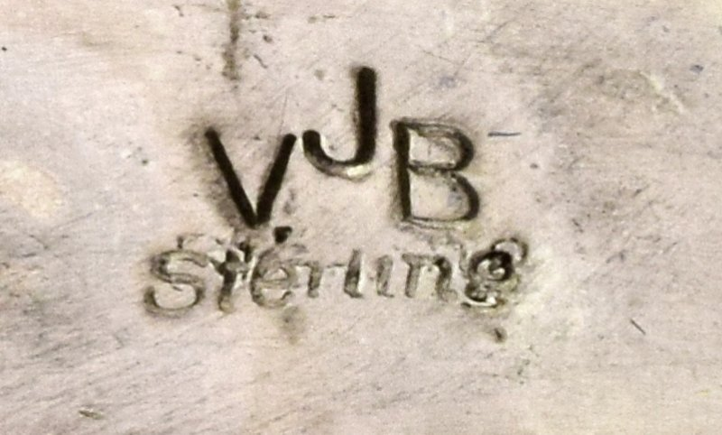 Navajo Sterling Silver Multi-Stone Cuff Bracelet - 5