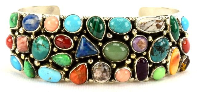 Emer Thompson Sterling Multi-Stone Bracelet - 2