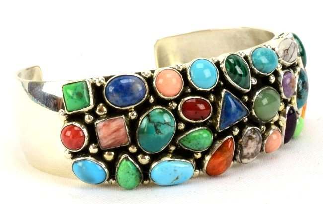 Emer Thompson Sterling Multi-Stone Bracelet - 3
