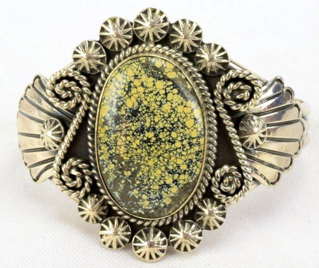 New Lander  Turquoise Bracelet - Mary Ann Spencer