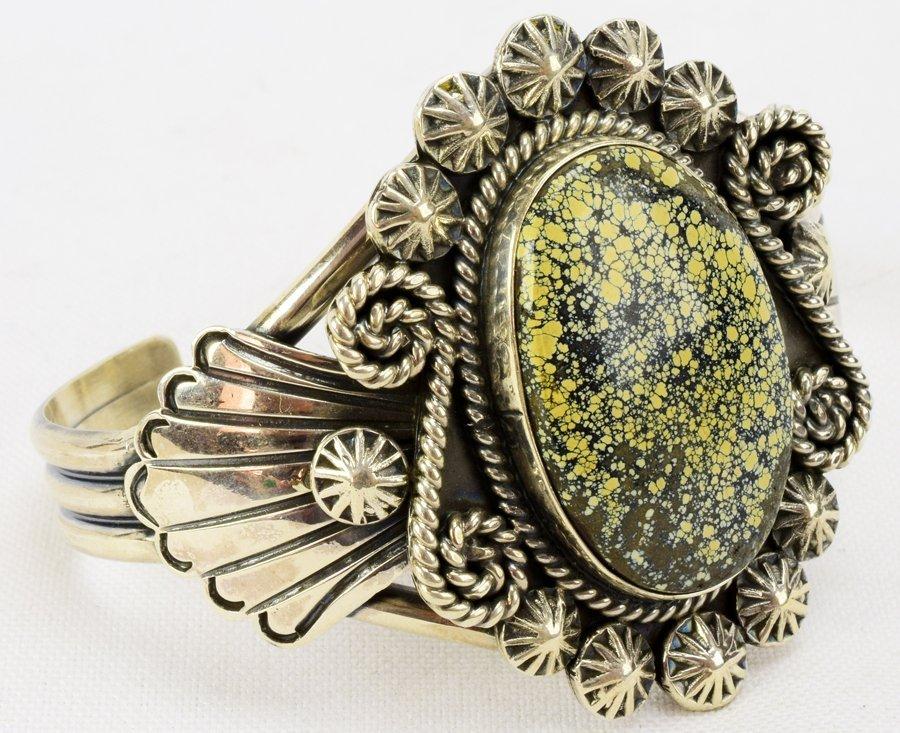 New Lander  Turquoise Bracelet - Mary Ann Spencer - 2