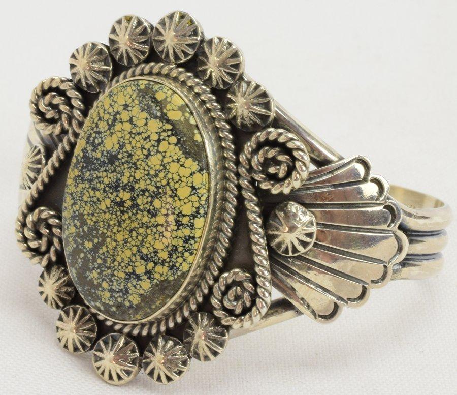 New Lander  Turquoise Bracelet - Mary Ann Spencer - 3