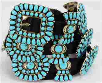 Masterpiece Concho Belt by Juliana Williams