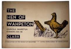 Ann Clark Hen of Wahpeton 1943 1st Ltd Ed