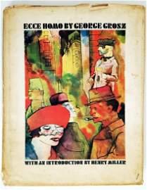 George Grosz: Ecce Homo (Henry Miller). 1966, 2nd print