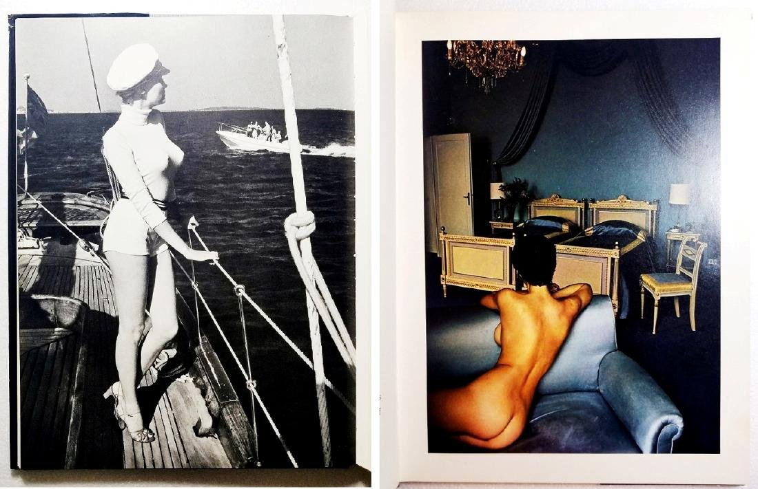 Helmut Newton: White Women. 1976 First Print, First Ed - 7