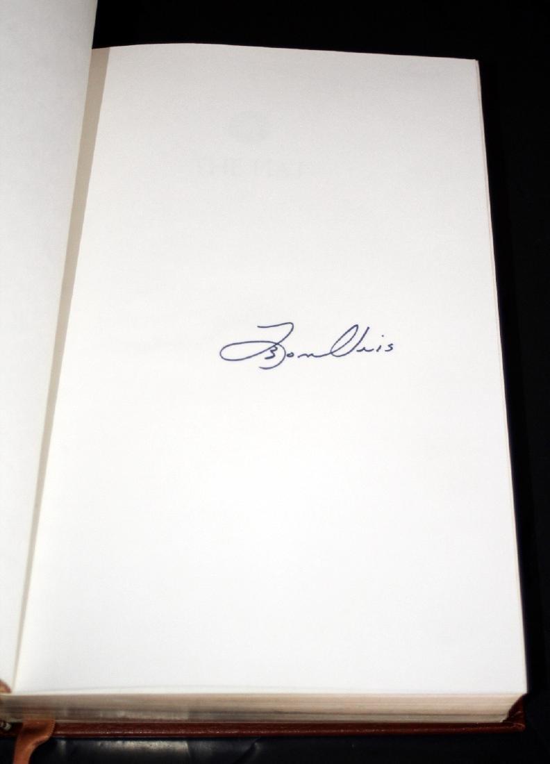 Leon Uris: The Haj. Signed 1st Ed. Franklin Lib. 1984 - 3