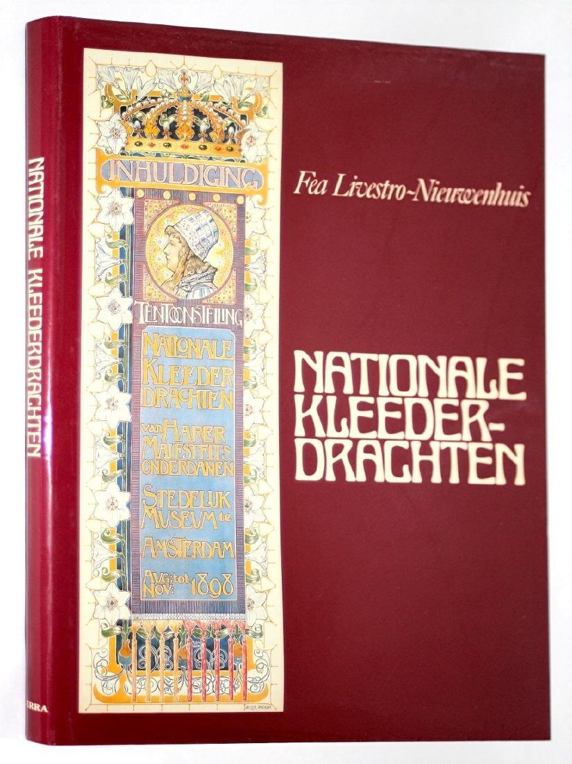 Livestro-Nieuwenhuis: Dutch Dress 1987 Inscribed 1st Ed