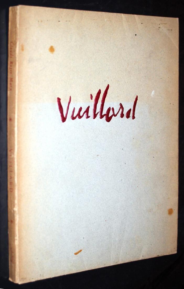 Claude Roger-Marx: Vuillard. Paris, 1948, 1st edition