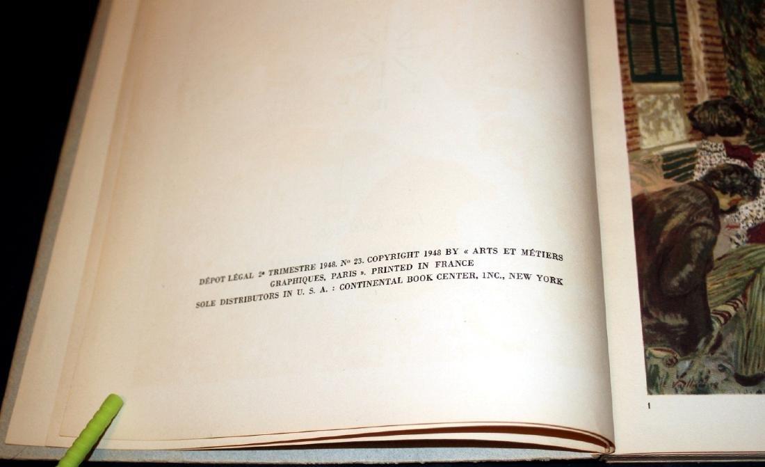 Claude Roger-Marx: Vuillard. Paris, 1948, 1st edition - 4