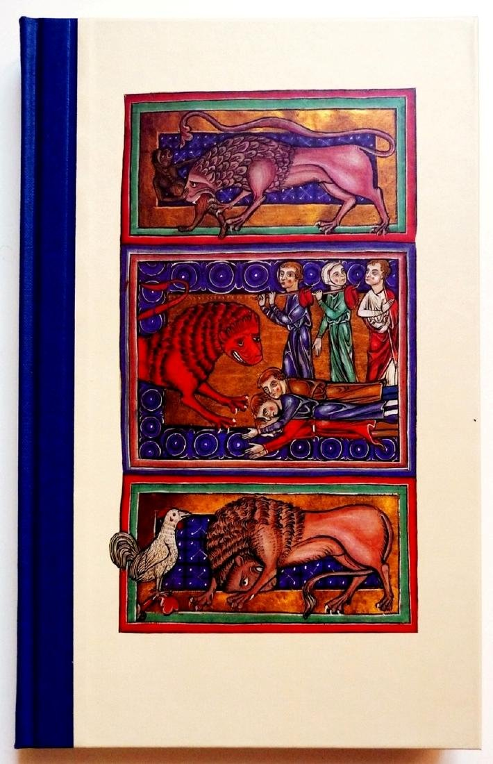 Bestiary, Bodleian Library. 1992 London Folio Society