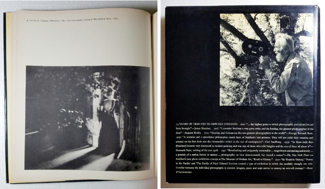 Steichen: A Life in Photography 1963 First Edtion - 7