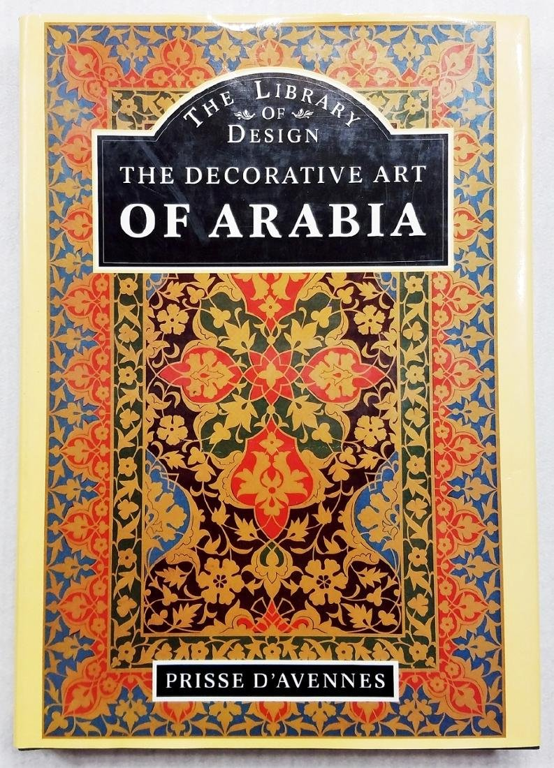 Jules Bourgoin: The Decorative Art of Arabia. 1989, N.Y