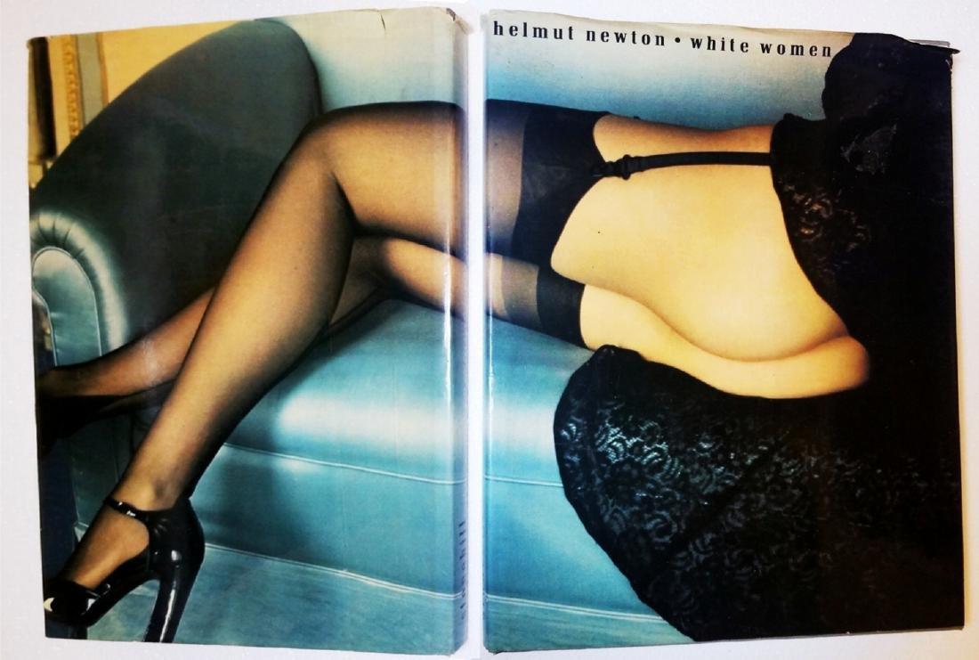 Helmut Newton: White Women. 1976 First Printing, 1st Ed