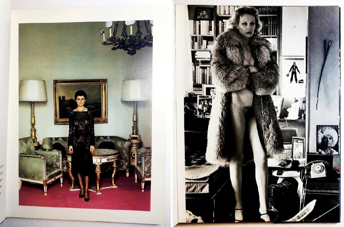 Helmut Newton: White Women. 1976 First Printing, 1st Ed - 6