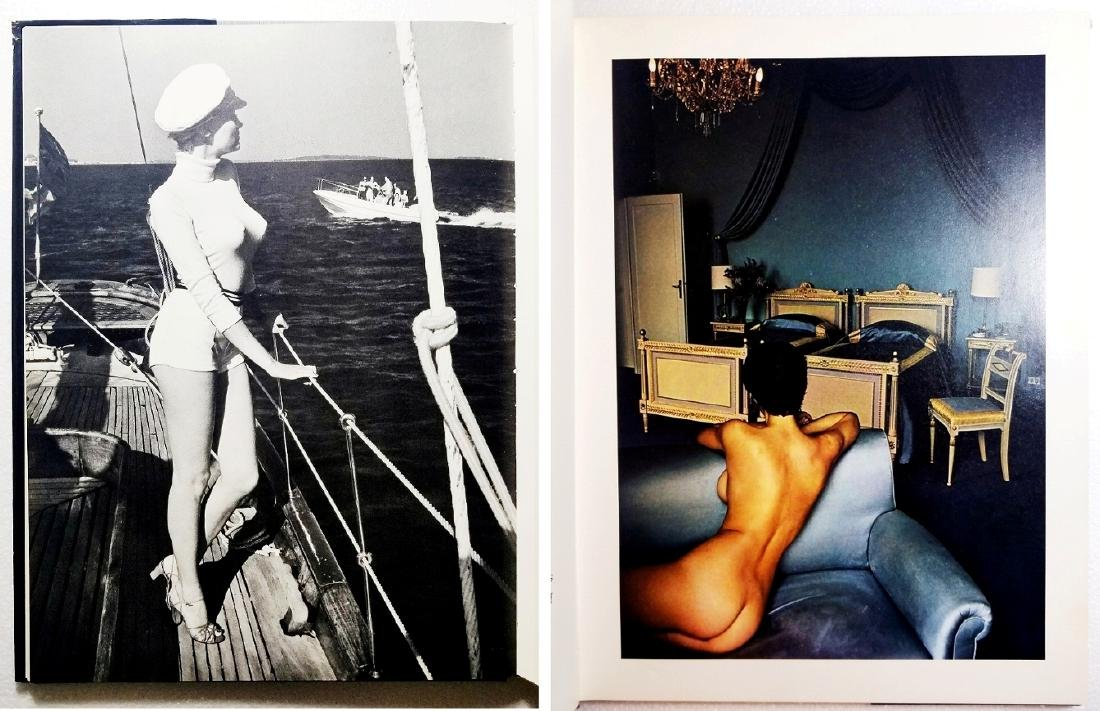 Helmut Newton: White Women. 1976 First Printing, 1st Ed - 7
