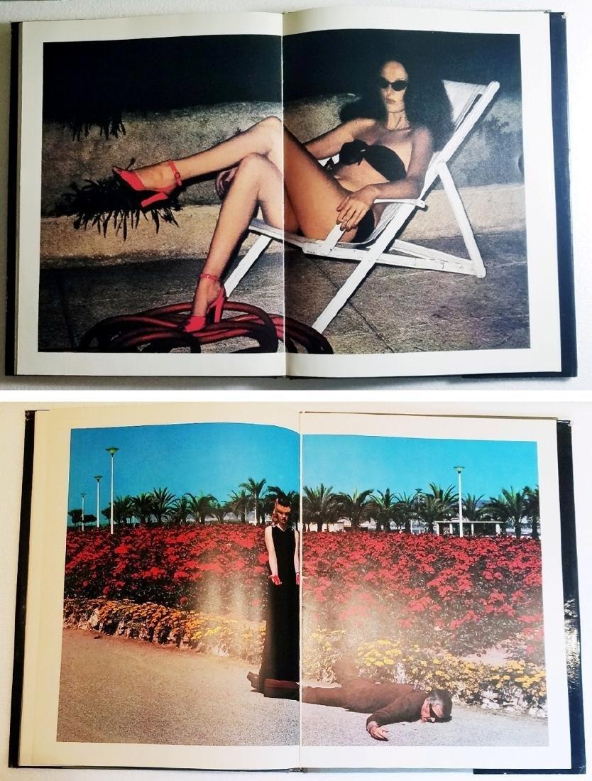 Helmut Newton: White Women. 1976 First Printing, 1st Ed - 8