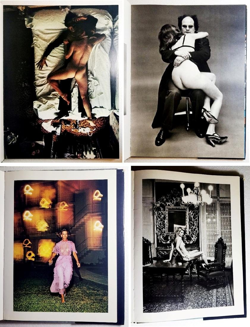 Helmut Newton: White Women. 1976 First Printing, 1st Ed - 9