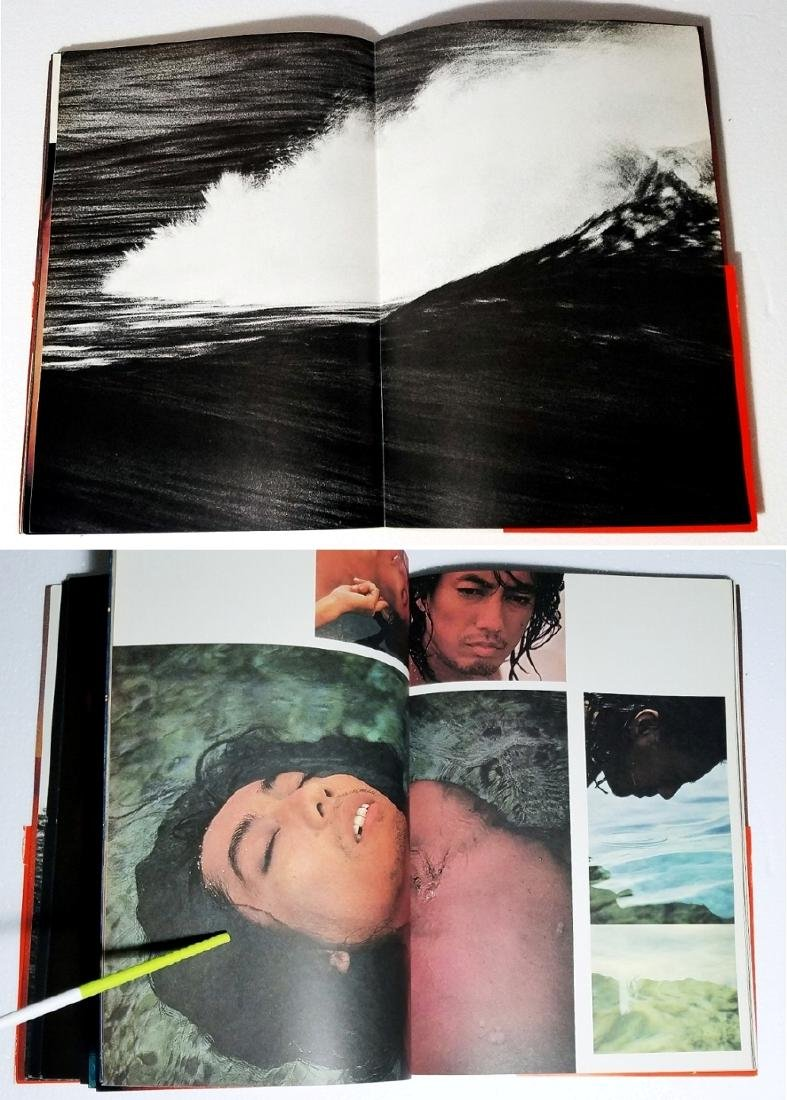 Masayoshi Sukita: Kenji Sawada Nudes. 1980 Tokyo 1st ed - 10