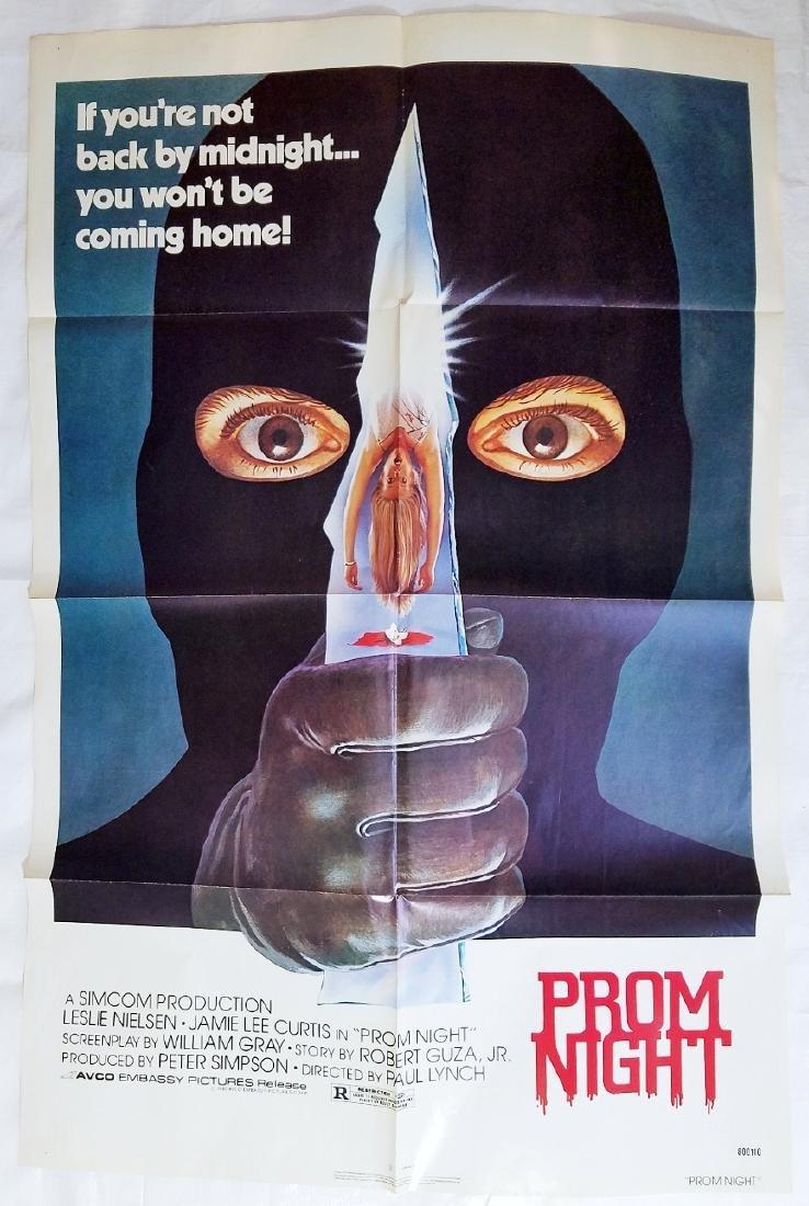 Prom Night 1980 Original Horror Movie Poster