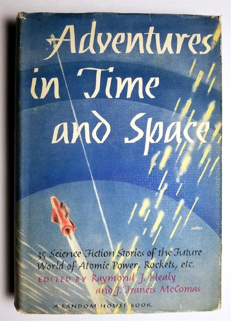 Adventures in Time and Space, 1946 Sci-Fi Anthology