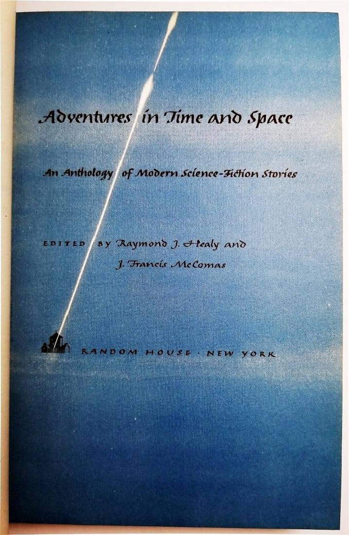 Adventures in Time and Space, 1946 Sci-Fi Anthology - 4