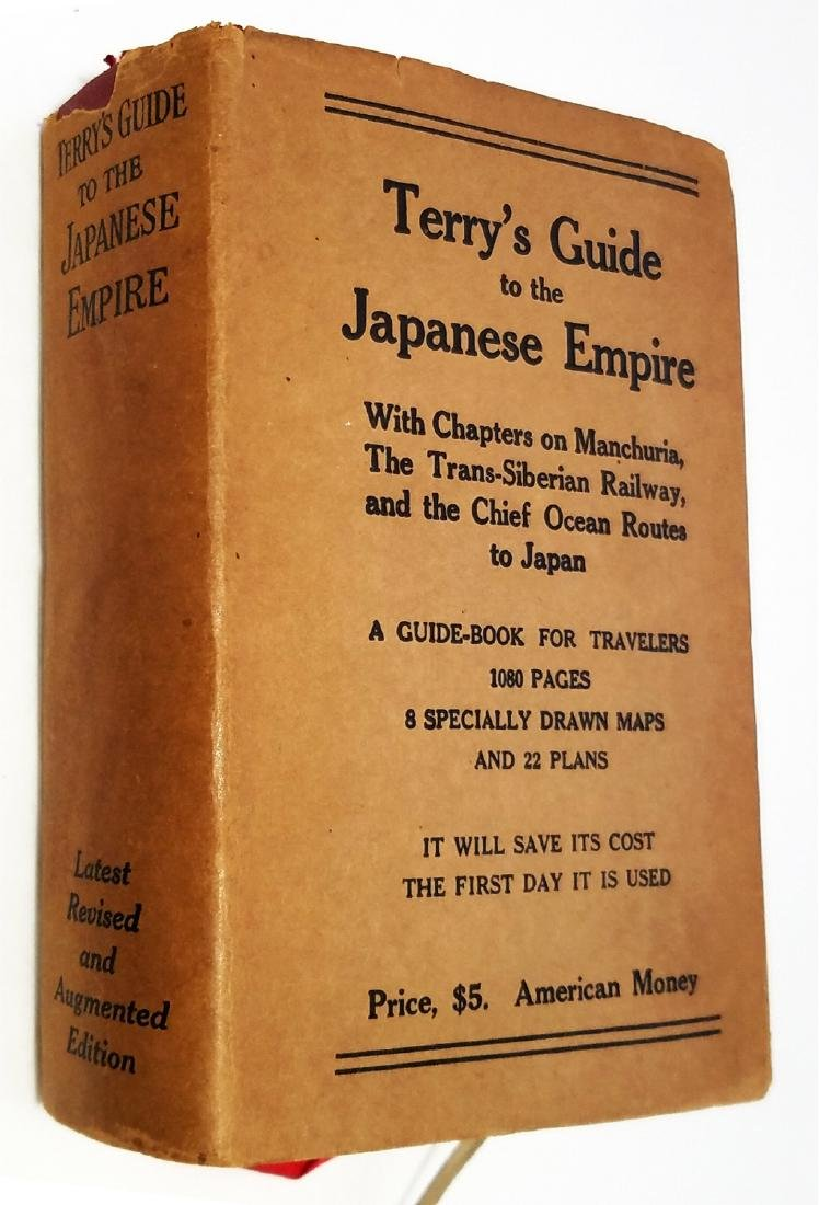 Terry's Guide: Japanese Empire. 1933, Houghton - 2
