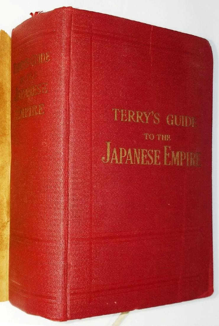Terry's Guide: Japanese Empire. 1933, Houghton - 3