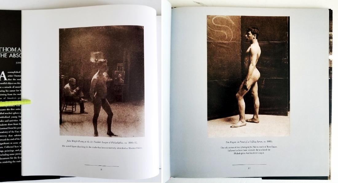Thomas Eakins The Absolute Male. 2002, First edition - 4