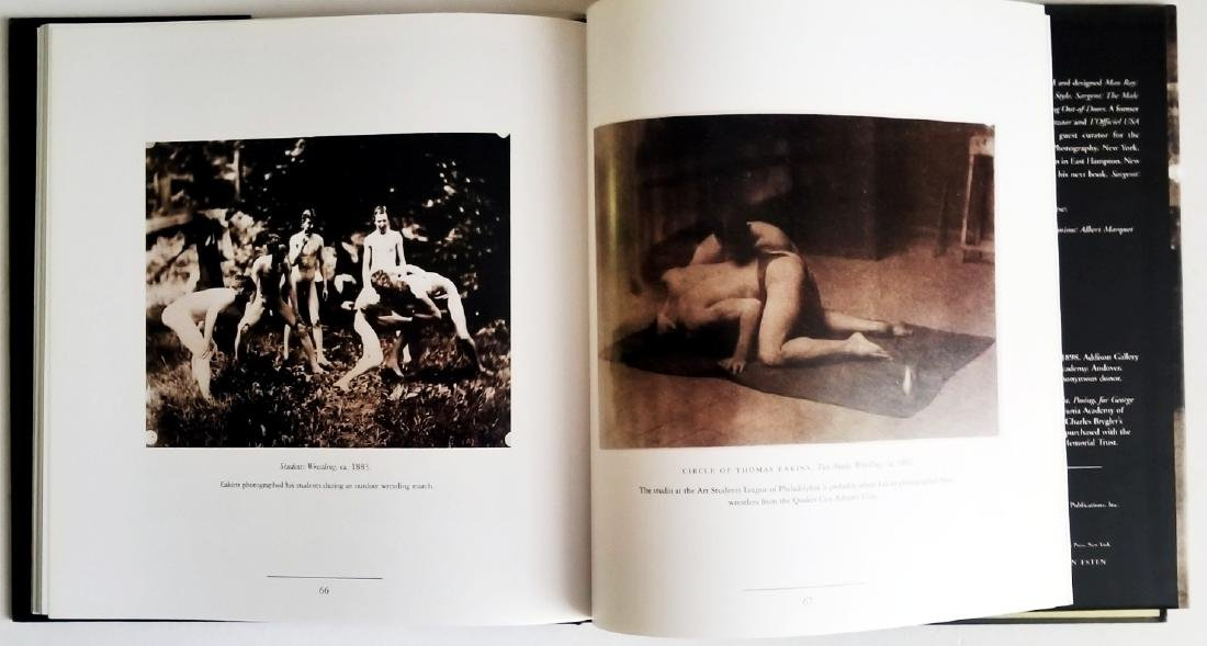 Thomas Eakins The Absolute Male. 2002, First edition - 6
